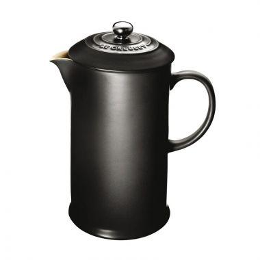 LE CREUSET-FRENCH PRESS-OYSTEREDLCFREPREOYS