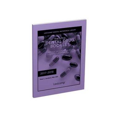 Little Dental Drug Booklet