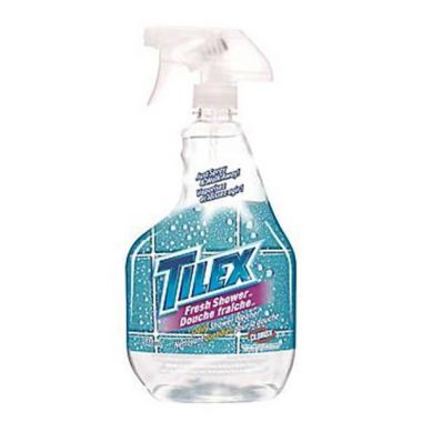 Tilex® Fresh Shower® Daily Shower Cleaner, 946 mL, 9 Packs/Case