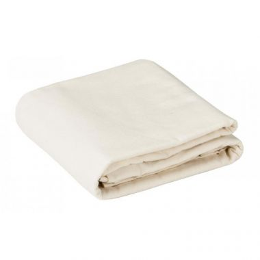 Merit SPA Collection™ 100% Cotton Flannel Fitted Sheet 48