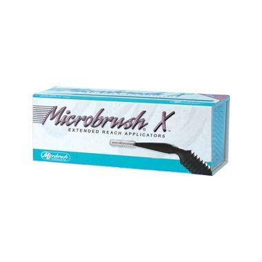 Microbrush X Extended Reach Applicators 100/box
