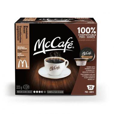 McCafe Pod Premium Roast Keurig Compatible 12-6EDKMCCAFEPOD