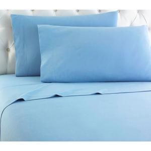 Endurance™ Canada T180 Pillowcase 55/45 Cotton/ Polyester Wedgewood Blue