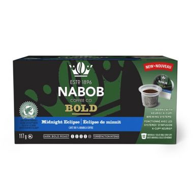 Nabob Midnight Eclipse Blend Keurig® Compatible EDKNABMIDNIGHTPOD
