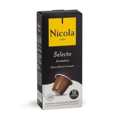 Nicola Caffe Kenya. Pack of 10 (CNICOLAKEN)EDCNICOLAKEN