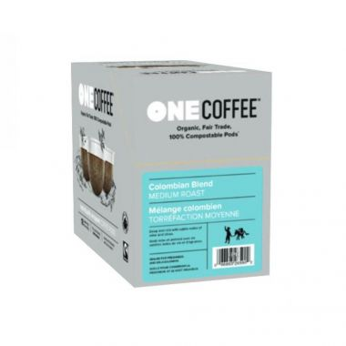 OneCoffee Colombian Coffee Single Serve Cups 72/Case