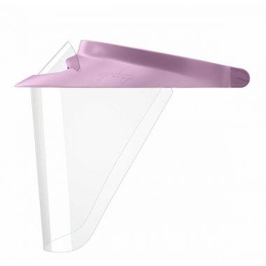 Op-d-op ABS Visor Med/Standard Size (9cm) - Pink