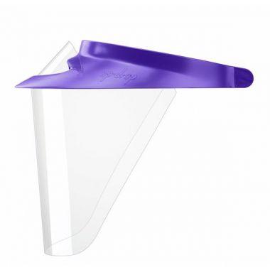 Op-d-op ABS Visor Med/Standard Size (9cm) - Royal Purple