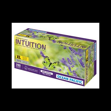 Ocean Pacific Intuition Nitrile Powder Free Gloves Medium 200/box