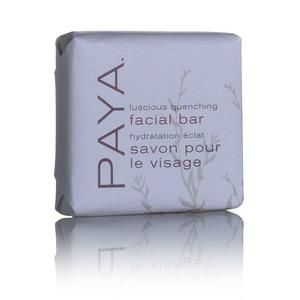 Paya Organics™ Facial Soap Wrapped Square, 500/CS