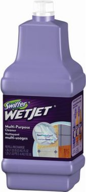 Swiffer® WetJet Multipurpose Cleaner, 1.25 L