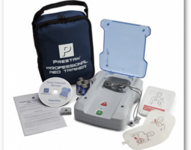 Prestan Professional AED Trainer 4 Pack