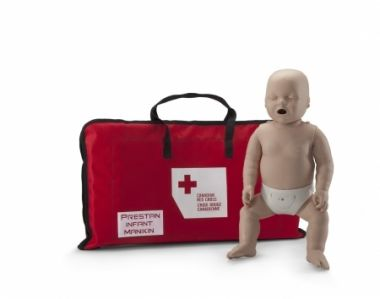 PRESTAN PROFESSIONAL INFANT MEDIUM SKIN CPR-AEDs TRAINING MANIKIN WITHOUT CPR MONITOR