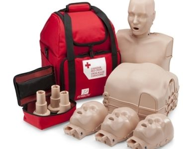 PRESTAN PROFESSIONAL ULTRALITE ADULT CPR-AEDs TRAINING MANIKINS 4 PACK