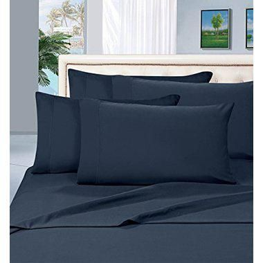 Endurance™ Canada T180 Pillowcases 55/45 Cotton/ Polyester Navy