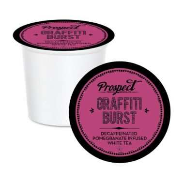 Prospect TeaGraffiti Burst (White)EDKPROGRA