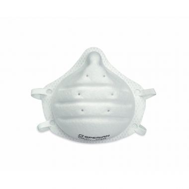 Honeywell Sperian ONE-Fit N95 Molded Cup Disposable Particulate Respirator, 2-Pack - (RWS-54024)