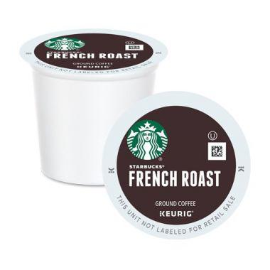 Starbucks-French Roast K-Cups® EDKSBBRE24