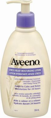 Aveeno® Stress Relief Hand Lotion, 354 ml