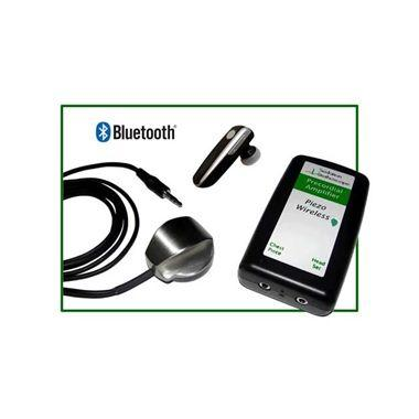 Sedation Stethoscope Piezo GREEN Wireless Precordial