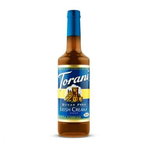 TORANI-SUGAR FREE-IRISH CREAM EDSFTORIRISHCRM
