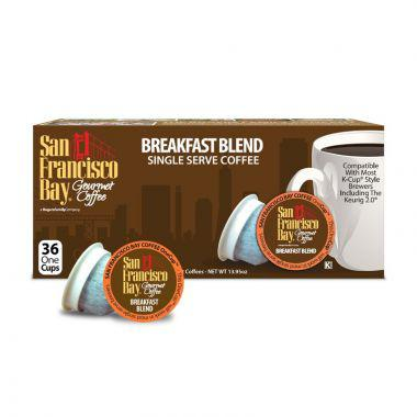 San Francisco CoffeeBreakfast BlendEDKSFBBREAKBL36