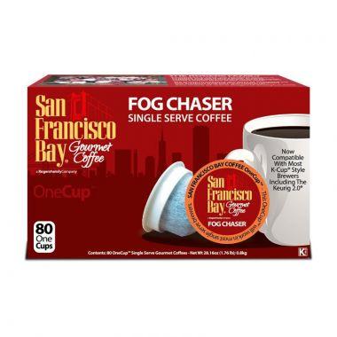 San Francisco CoffeeFog Chaser EDKSFBFOGCHASER80