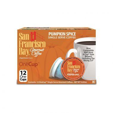 San Francisco Coffee*Seasonal - Pumpkin Spice EDKSFBPUMSPI