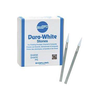 Shofu Dura-White Polishing Stones HP CN1 12/pkg