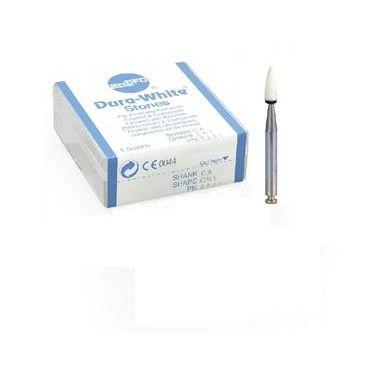 Shofu Dura-White Polishing Stones CA FL2  12/box