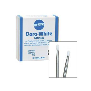 Shofu Dura-White Polishing Stones FG RD2  12/pkg