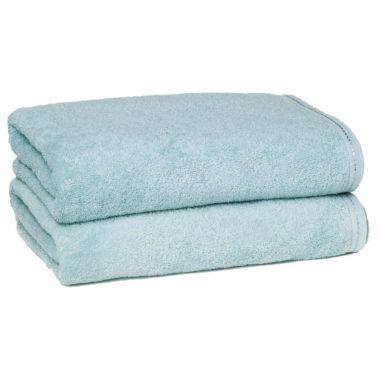 ZEN™ by Merit Collection® 100% Certified Organic Cotton Bath Towel 30 x 55 wt.17.00 lbs/dz Sky