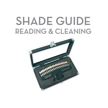 SpaDent Bleach Shade Guide