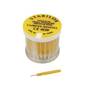 Stabilok Standard Titanium Yellow Kit, 20 Pins, 1 Drill