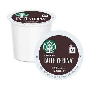 Starbucks-Verona K-Cups® EDKSBPIKEDEC25