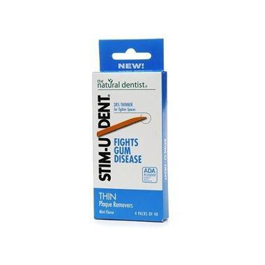 Stimudent Thin Plaque Removers 144/box