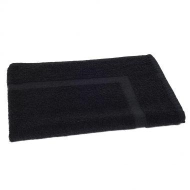 Adonis Series™ 100% Cotton Bath Mat 20 x 30 wt.7.00 lbs/dz Black