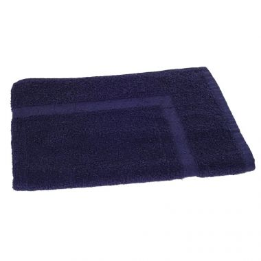 Adonis Series™ 100% Cotton Bath Mat 20 x 30 wt.7.00 lbs/dz Navy