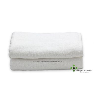 Shangri-La Series™ 100% Combed Cotton Bath Sheet 30x60 wt.18lbs/dz. White