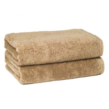 ZEN™ by Merit Collection® 100% Certified Organic Cotton Bath Sheet 35 x 70 wt.21.0 lbs/dz Sand