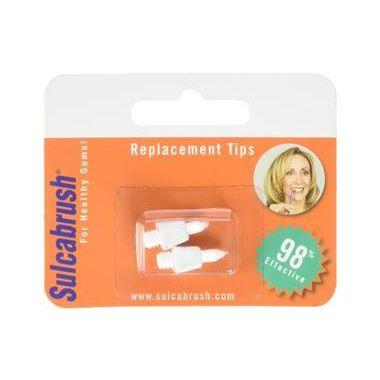 Sulcabrush Tips 2/pkg