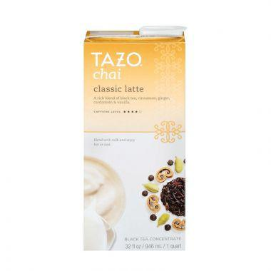 Tazo® Chai Tea Latte Concentrate EDTAZOCHAICON