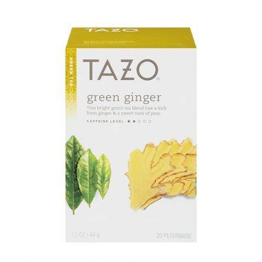 Tazo® Green Ginger Filterbag Tea 24 Count EDTAZOGREENGIN
