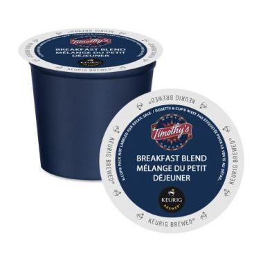 Timothy's Breakfast Blend K-Cup® 30 packEDKTIMBRKBLEND30