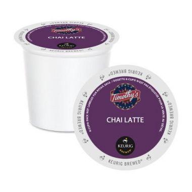 Timothy's Chai Tea K-Cup® EDKTIMCHAI