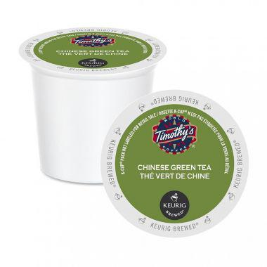 Timothy's Chinese Green Tea K-Cup® EDKTIMGREEN