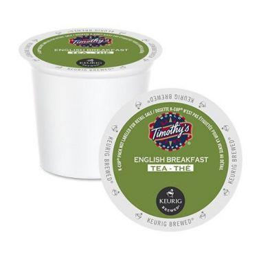 Timothy's English Breakfast Tea K-Cup® EDKTIMENGBRK
