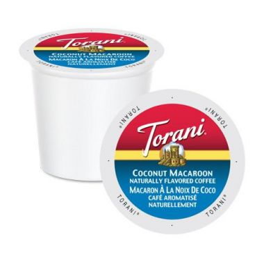 Torani Single Serve CoffeeCoconut MacaroonEDKTORANICOCMAC