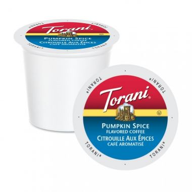 Torani Single Serve Coffee*Seasonal - Pumpkin SpiceEDKTORANIPUMSPI