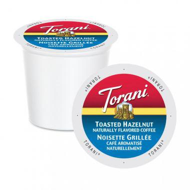 Torani Single Serve CoffeeToasted HazelnutEDKTORANITOAHAZ